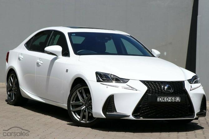 New used lexus is200t f sport cars for sale in australia 2016 lexus is200t f sport auto sciox Image collections