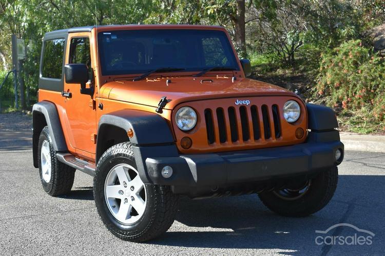 2011 Jeep Wrangler Sport Manual 4x4 MY11