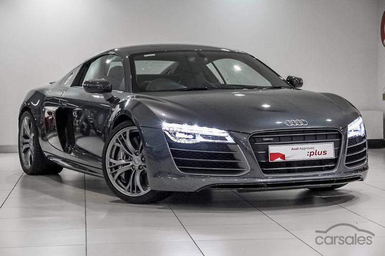 2015 Audi R8 Plus Auto Quattro MY15