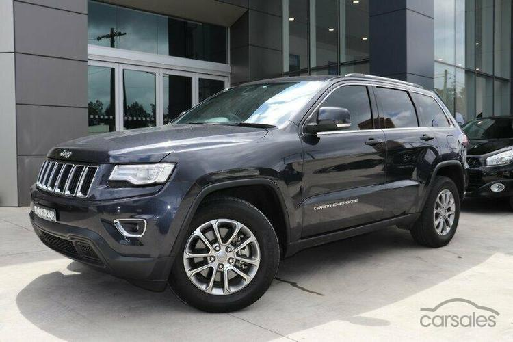 2014 Jeep Grand Cherokee Laredo Auto 4x4 MY14
