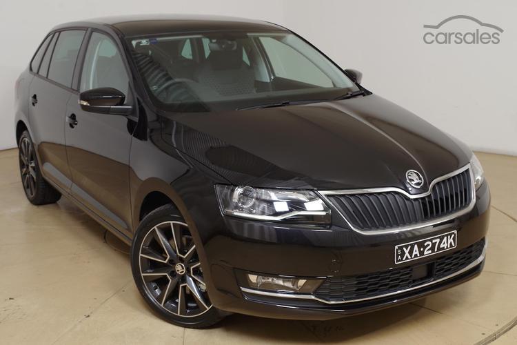 New Used Skoda Rapid Black Cars For Sale In Australia Carsales