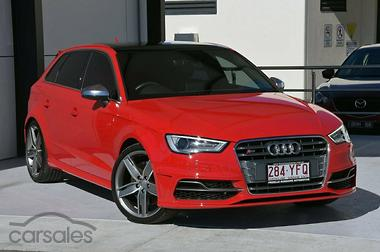 New Used Audi Red Cars For Sale In Australia Carsalescomau - Audi car red