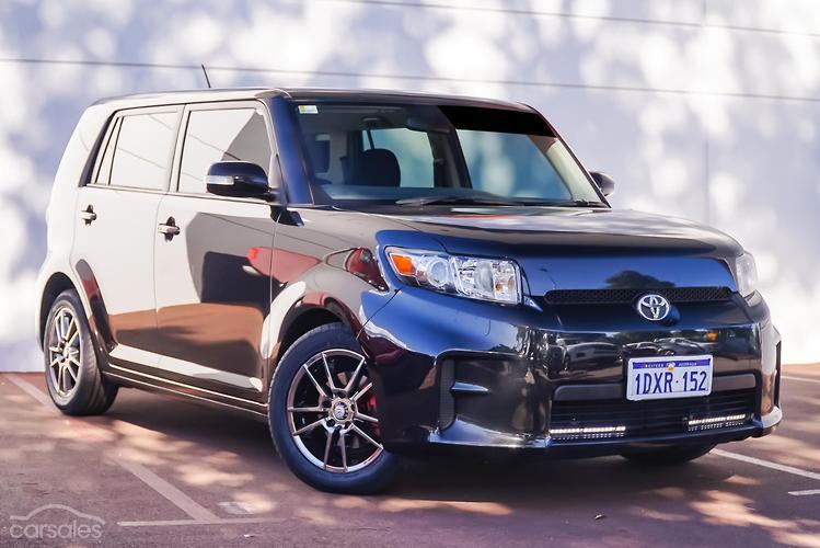 2011 Toyota Rukus Build 2 Auto