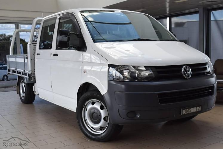 new used volkswagen transporter cars for sale in act carsales com au rh carsales com au Small Dual Cab Trucks Toyota Dual Cab