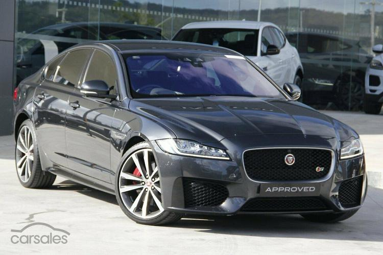 Beautiful 2016 Jaguar XF 30d S Auto MY16