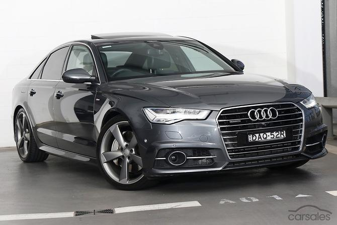 New Used Audi A6 Cars For Sale In Australia Carsales