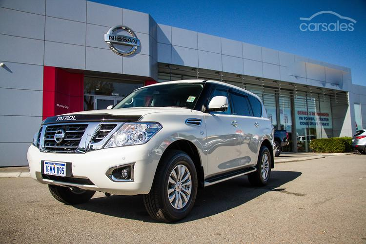 New Used Nissan Patrol Cars For Sale In Perth Western Australia