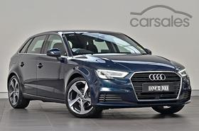 New Used Audi A3 Blue Cars For Sale In Australia Carsalescomau