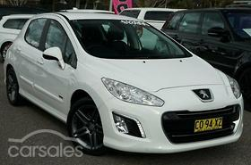 New & Used Peugeot cars for sale in ACT - carsales.com.au