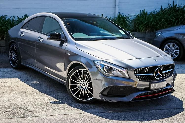 New Used Mercedes Benz Cla250 Sport Grey Cars For Sale In
