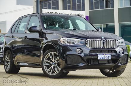 BMW X5 xDrive40d F15 Auto 4x4