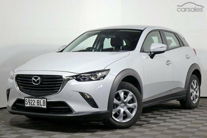 New Used Mazda Cx 3 White Cars For Sale In Australia Carsales Com Au
