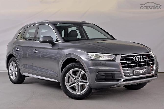 New  Used Audi Q5 cars for sale in Australia  carsalescomau