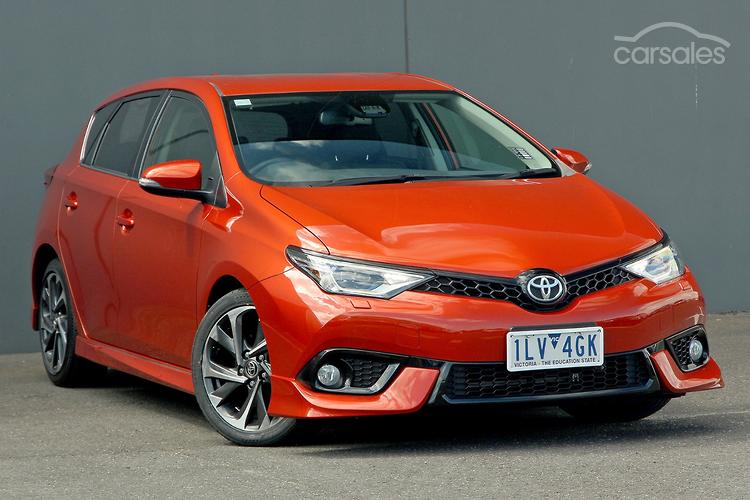 New Used Toyota Corolla Cars For Sale In Victoria Carsales Com Au