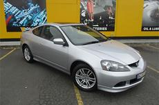 2004 Honda Integra Luxury Auto My05