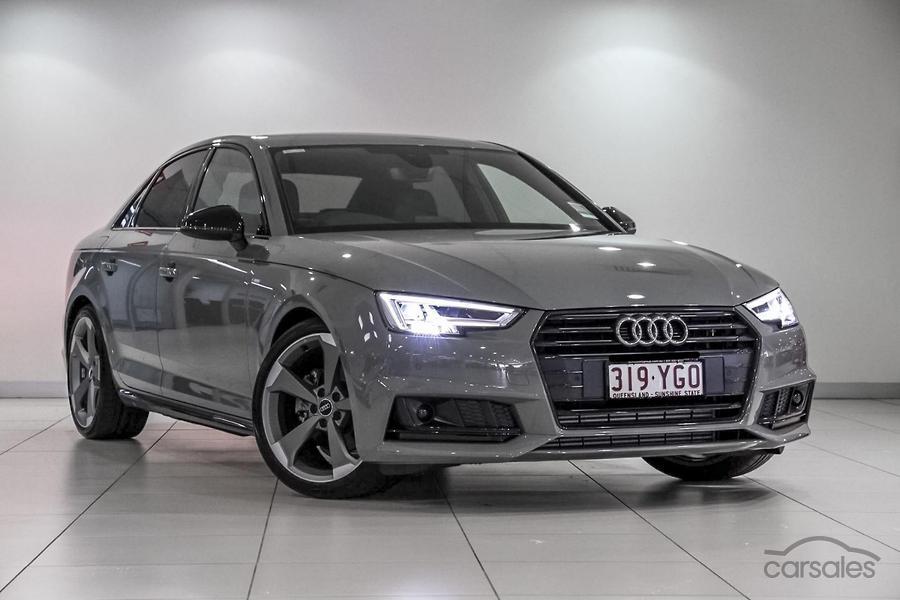 2017 Audi A4 Black Edition Auto My18 Oag Ad 16621556