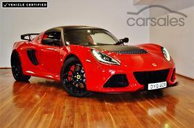 2017 Lotus Exige Sport 350 Auto My17