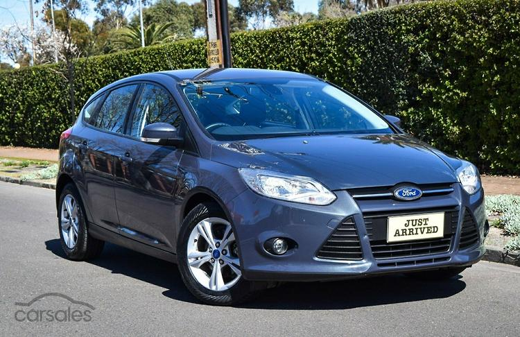 2014 Ford Focus Trend LW MKII Auto & New u0026 Used Demo and Dealer Ford Green cars for sale in Australia ... markmcfarlin.com