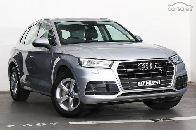 New Used Audi Q TDI Design Cars For Sale In Australia Carsales - Audi q5 diesel