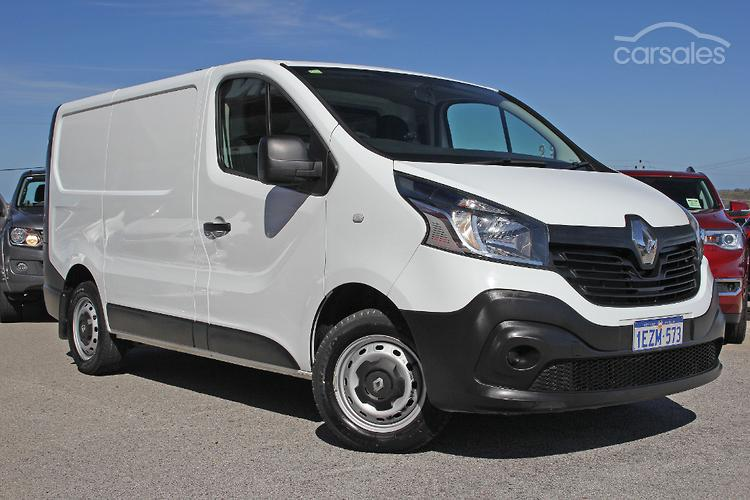 New Used Renault Trafic Cars For Sale In Perth Western Australia