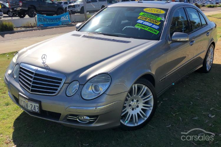 New Used Mercedes Benz Cars For Sale In Perth Western Australia