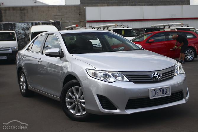 New Used Toyota Camry Cars For Sale In Australia Carsales Com Au