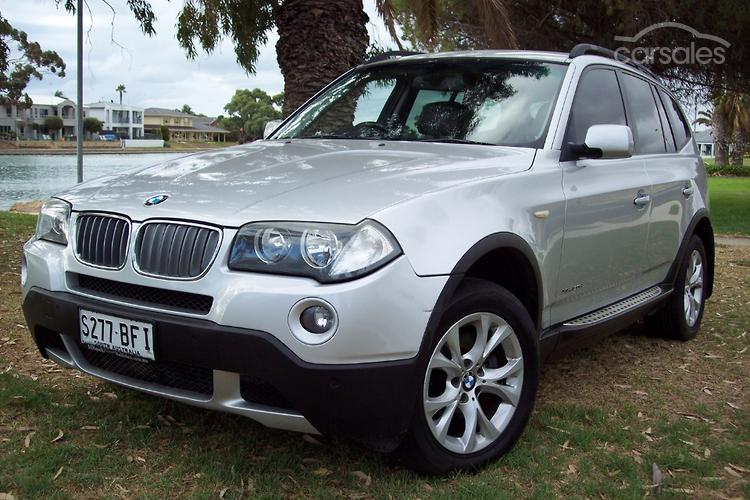 New Used Bmw X3 Family Cars For Sale In Adelaide South Australia