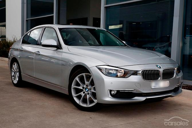 New Used Bmw 3 Series Silver Cars For Sale In Australia Carsales
