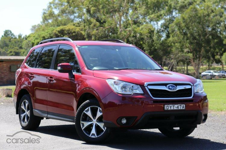 New Used Subaru Forester Cars For Sale In Sydney Metro New South