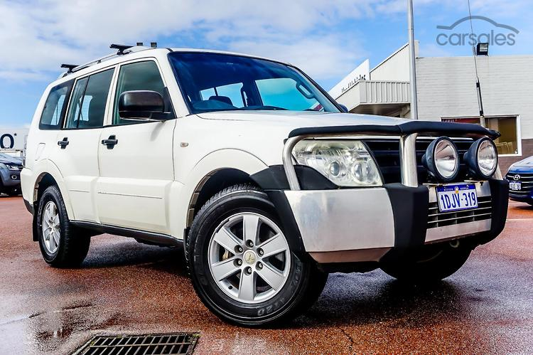 new used mitsubishi pajero manual diesel cars for sale in rh carsales com au