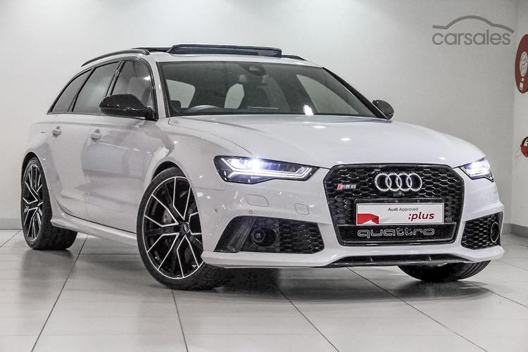 Audi rs6 carsales