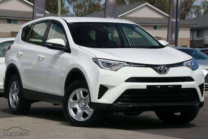 2016 Toyota Rav4 Gx Auto Awd
