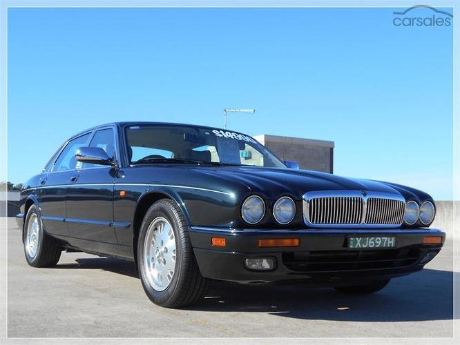 Jaguar sovereign for sale australia