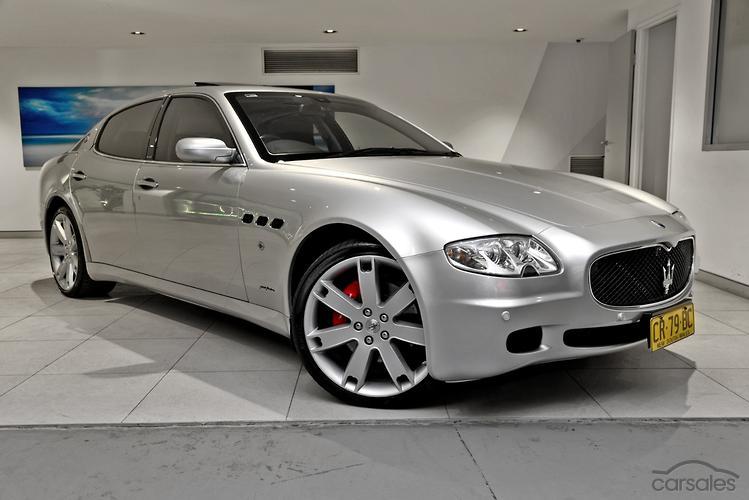 Maserati quattroporte for sale australia