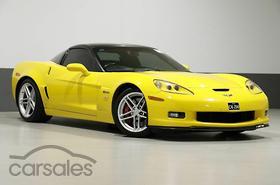 New Used Chevrolet Corvette Z06 Cars For Sale In Australia