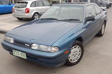 1989 mazda mx6 turbo
