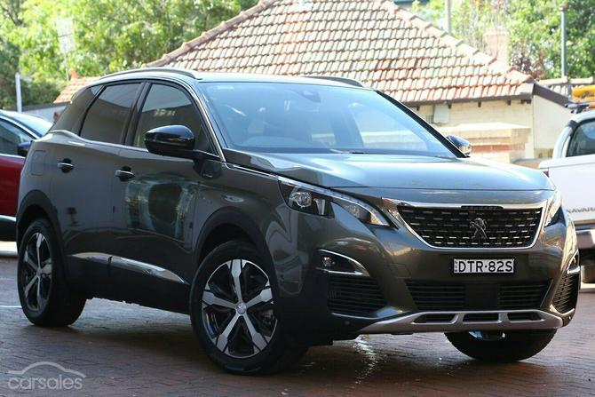 New & Used Peugeot 3008 cars for sale in City Of Canada Bay Sydney ...