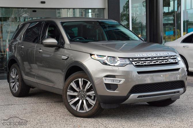 2017 Land Rover Discovery Sport Sd4 Hse Luxury Auto 4x4 My18