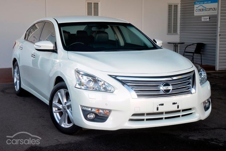 2014 Nissan Altima ST L L33 Auto