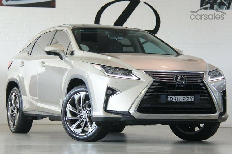 Lexus prices australia