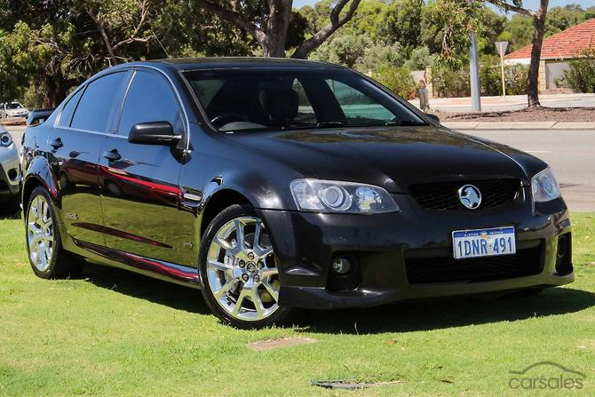 New used holden commodore cars for sale in australia carsales 2010 holden commodore ss v redline ve series ii manual sciox Gallery