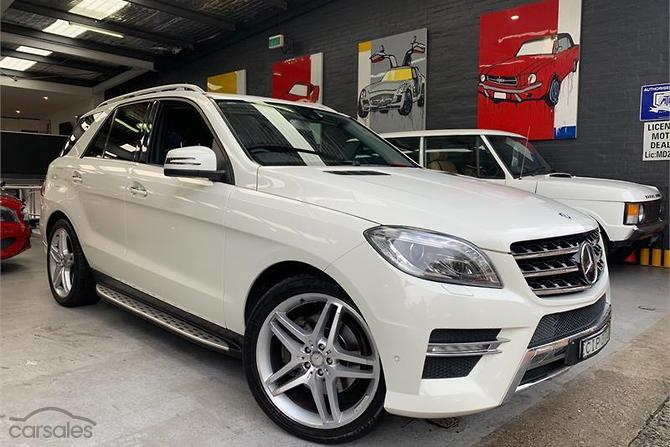 New Used Mercedes Benz M Class Family Cars For Sale In New South