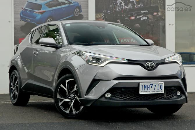 2017 Toyota C Hr Koba Auto Awd