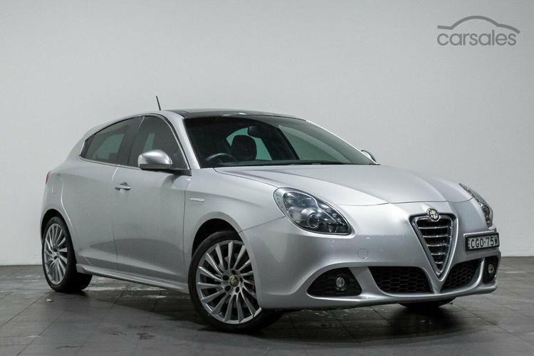 New Used Alfa Romeo Giulietta Cars For Sale In Australia