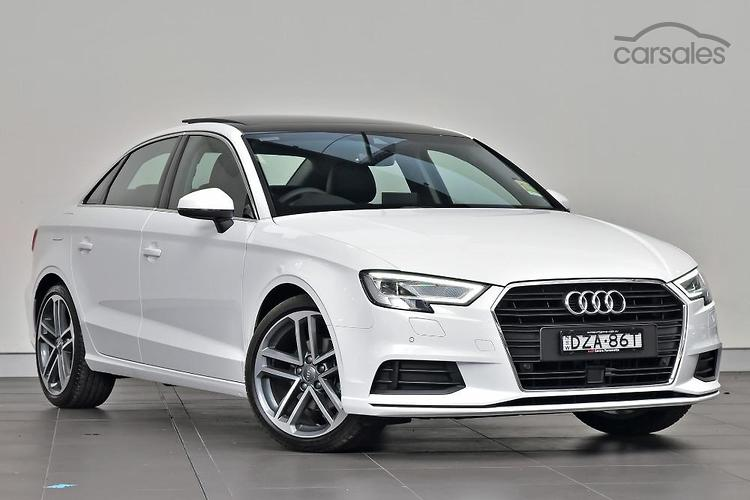New Used Audi A3 White Cars For Sale In Australia Carsales Com Au