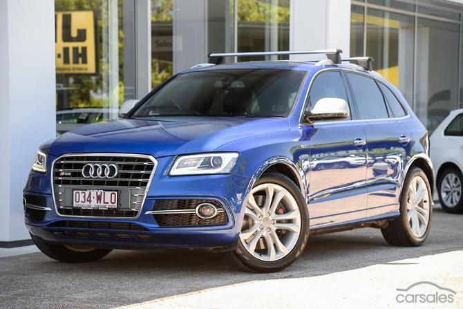 New Used Audi Cars For Sale In Queensland Carsalescomau - Audi cars for sale