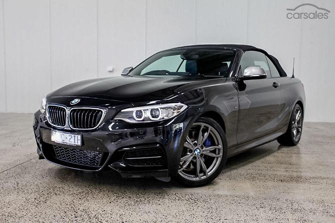 New  Used BMW Convertible cars for sale in Australia  carsales