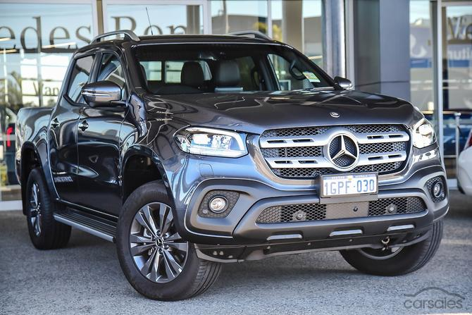 New & Used Mercedes-Benz X-Class cars for sale in Australia ...