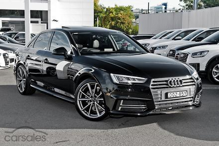Audi A S Line Auto Quattro MY - Audi a4 comparable cars