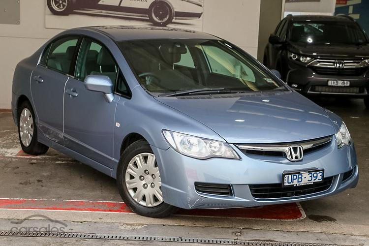 2006 Honda Civic VTi Auto